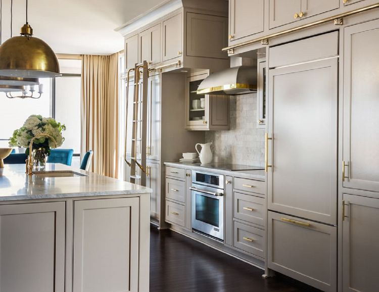 10 DIY Ideas To Spruce Up Your Kitchen Cabinets