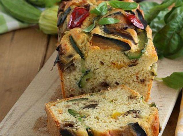 Cake Léger aux Légumes WW
