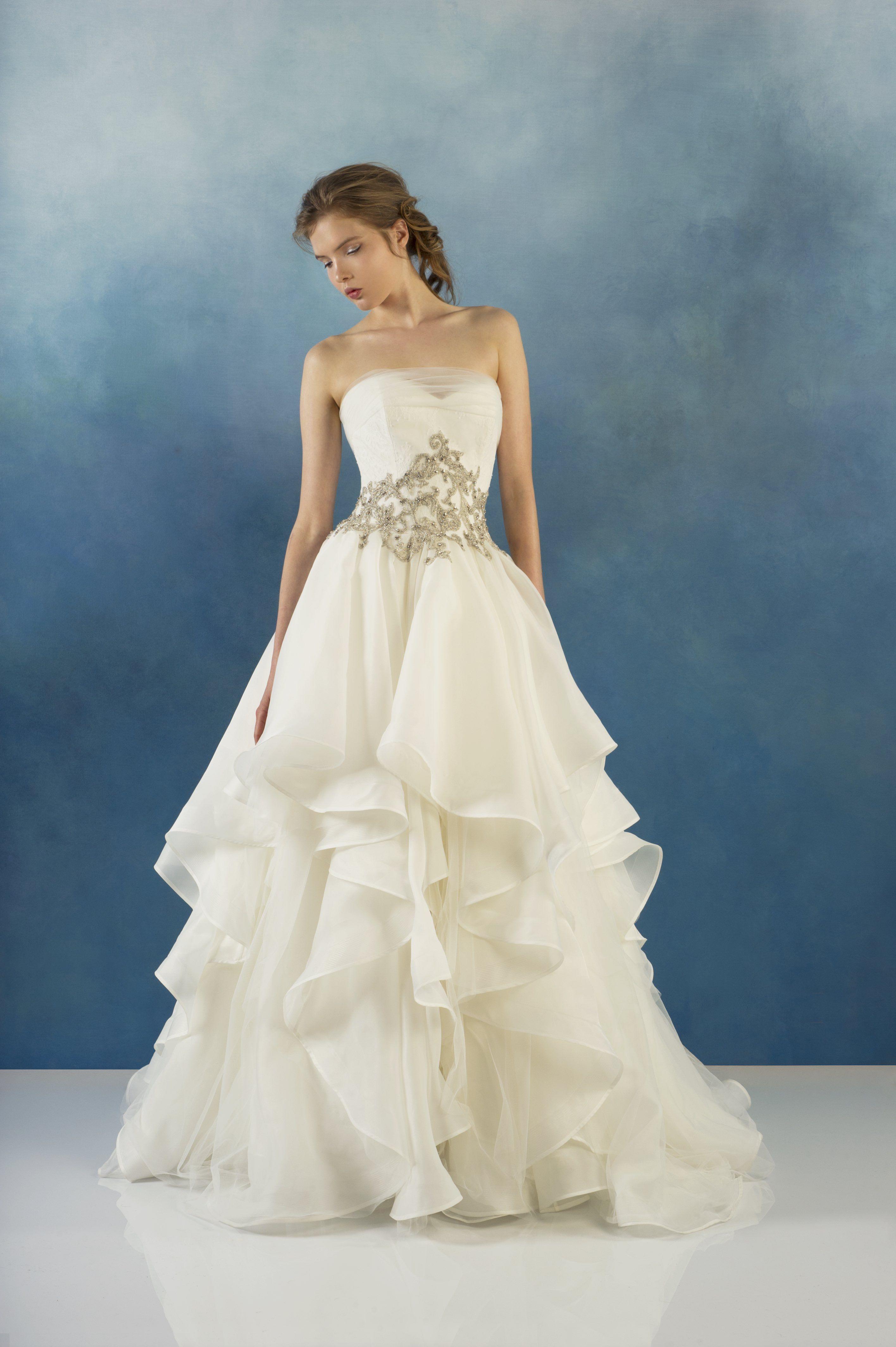 Genevieve alyne spring wedding dresses pinterest spring