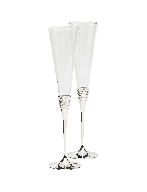 encontre esto en amazon. copas de brindis diseñadas por Vera Wang ...