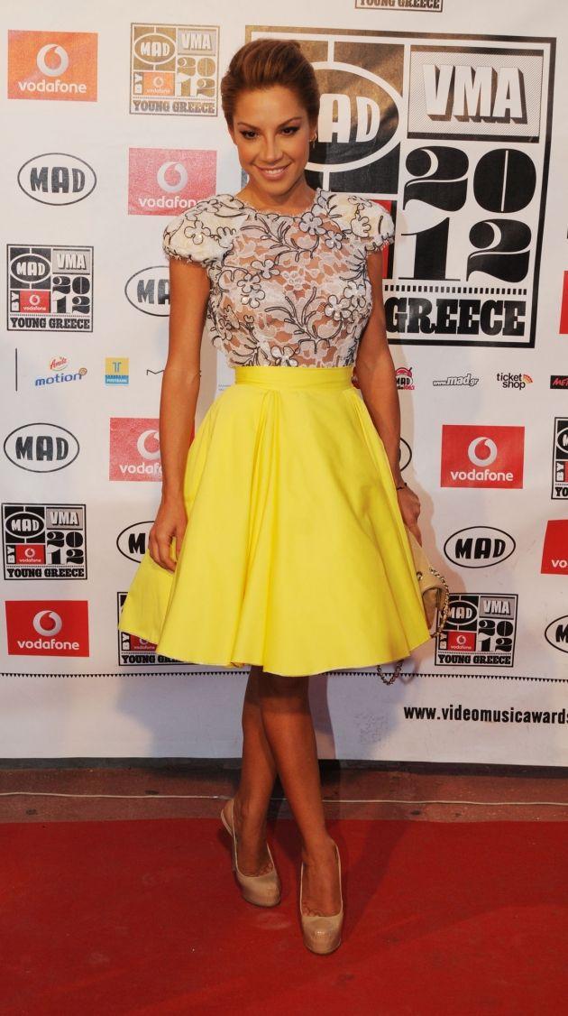 Ourania Kay ....greek fashion designer !  920fcf4a65b