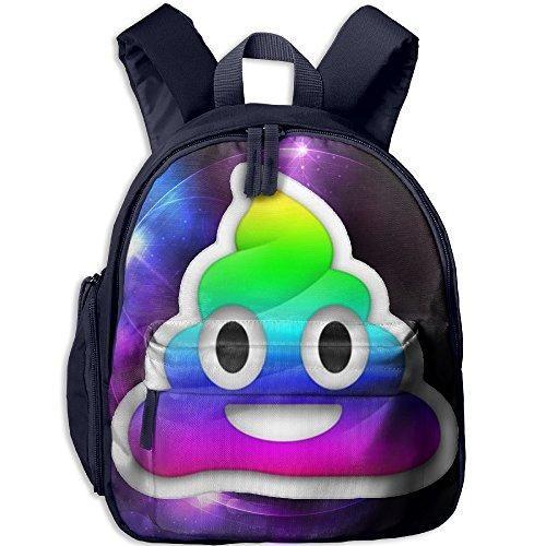 Casual Lightweight Canvas Backpacks Rainbow