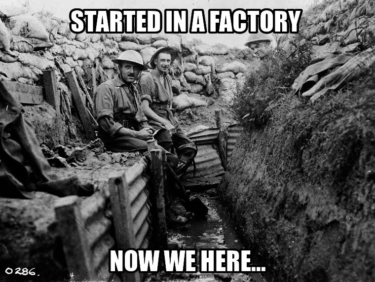 Ww1 Meme Memes History Jokes History Memes