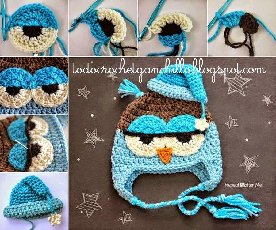 Gorro crochet \