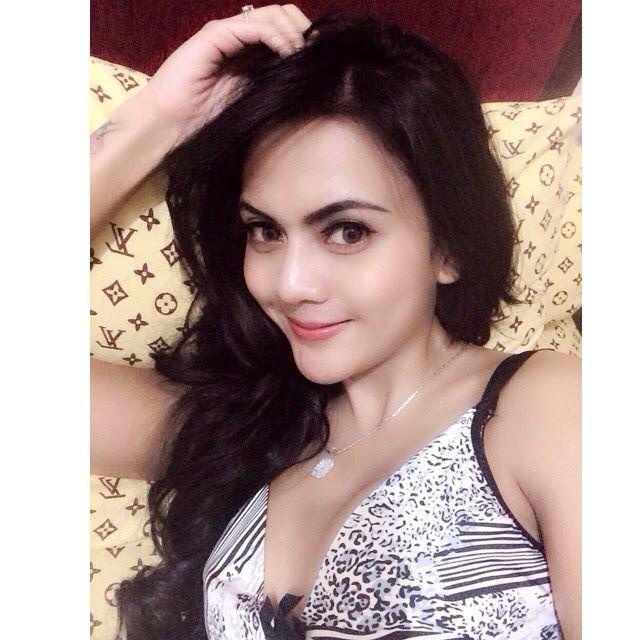 Anggita Sari Selfie Cantik Terbaru Foto Zona Artis Lagi