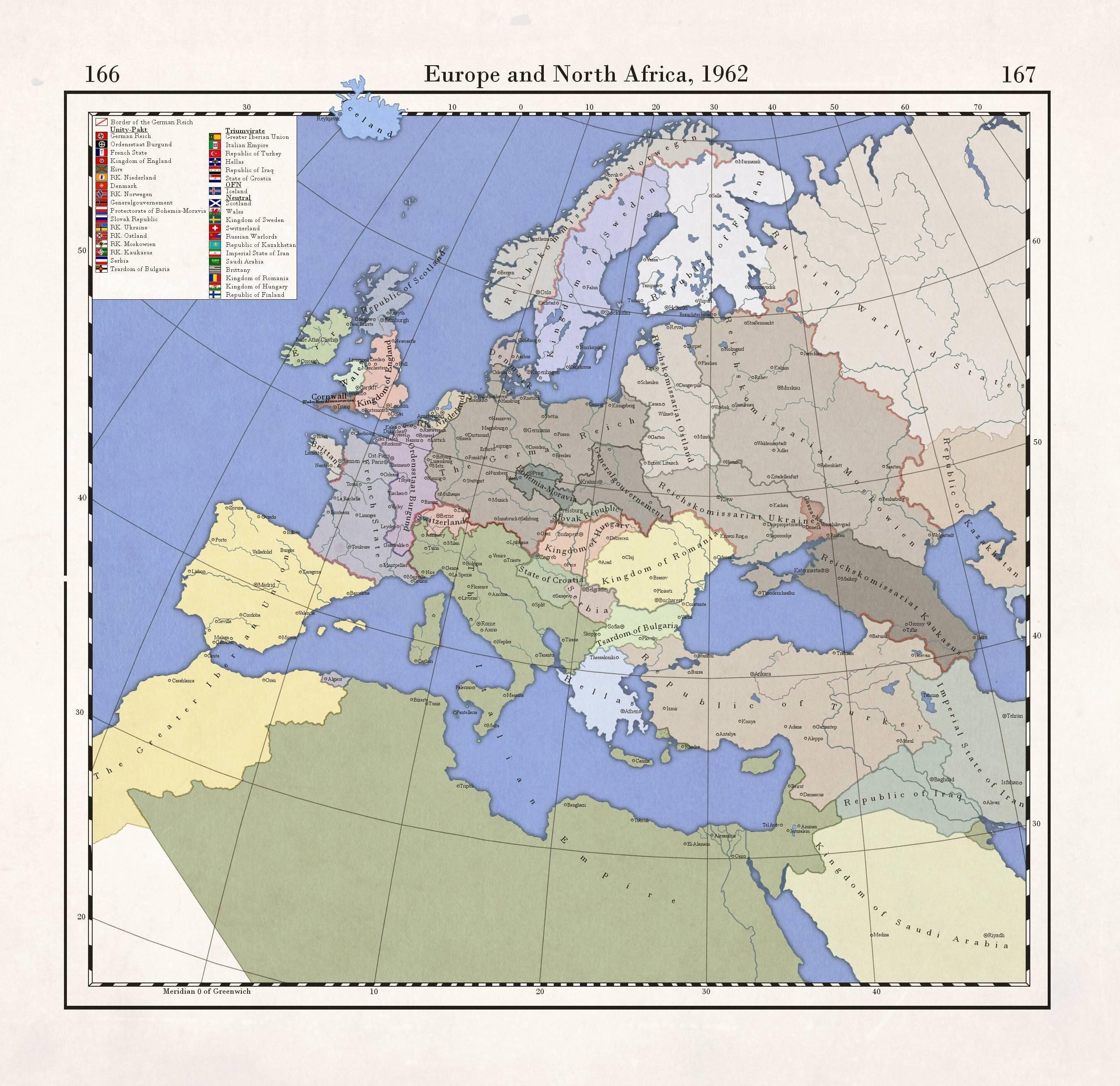 Pin By Marian Mraz On Alternate History Maps And Flags Map