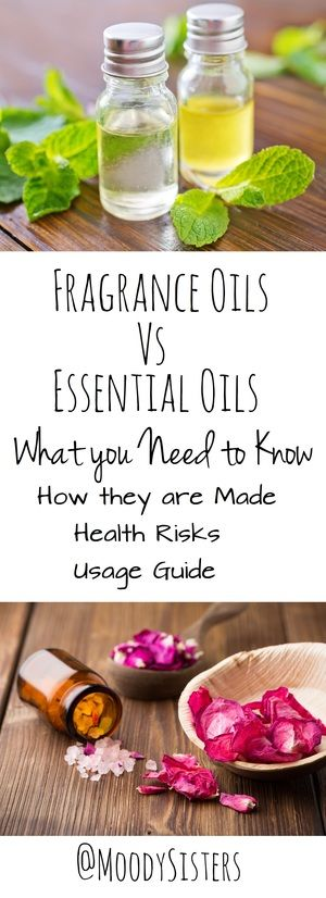 Moody Sisters Fragrance Oil and Essential Oil Safety Guide