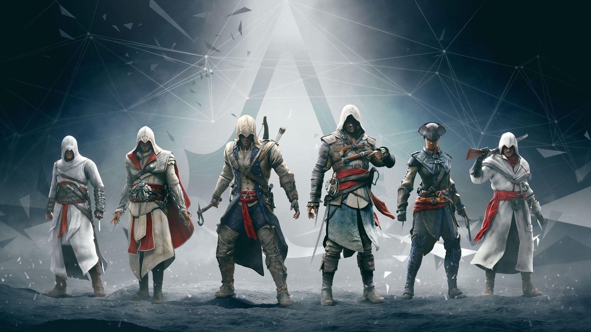 Assassin&#39-s Creed - Crossover: Connor vs Ezio by josetemg on DeviantArt