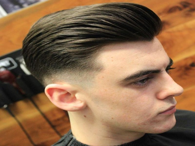 Awesome Comb Overs Haircuts Combover Rambut