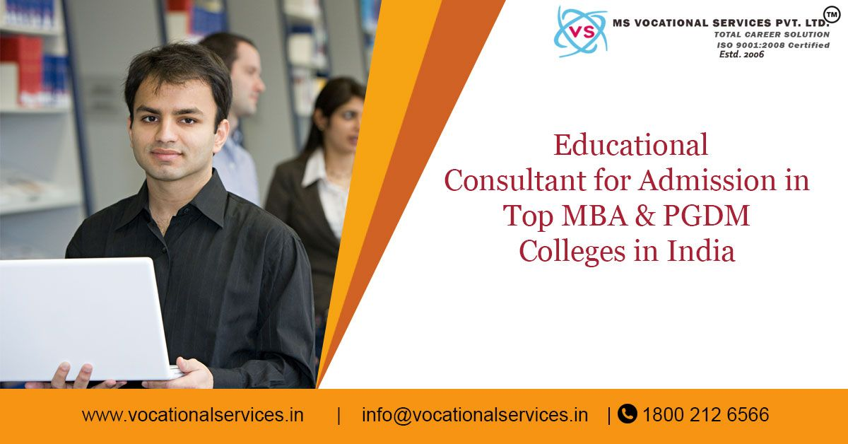 Get counselling admission information for mba pgdm