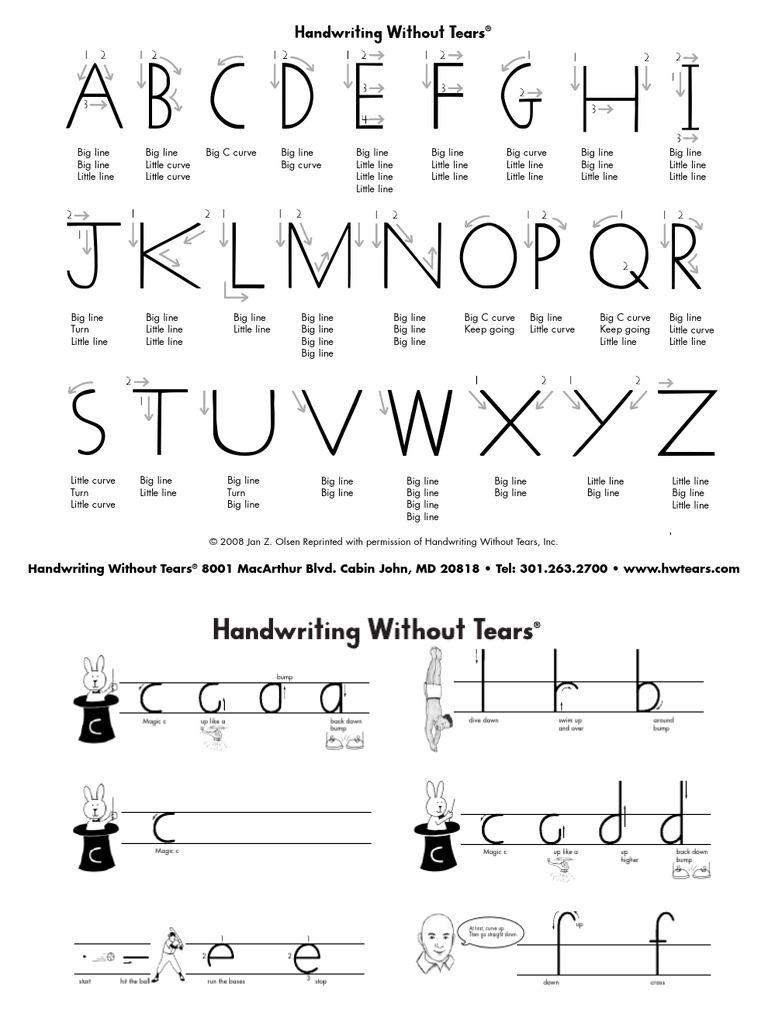 Handwriting Printables For Teaching Handwriting In 2020 Handwriting Without Tears Handwriting Handwriting Alphabet