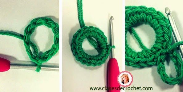 clases crochet, patrones gratis, agarradera crochet   Oils ...