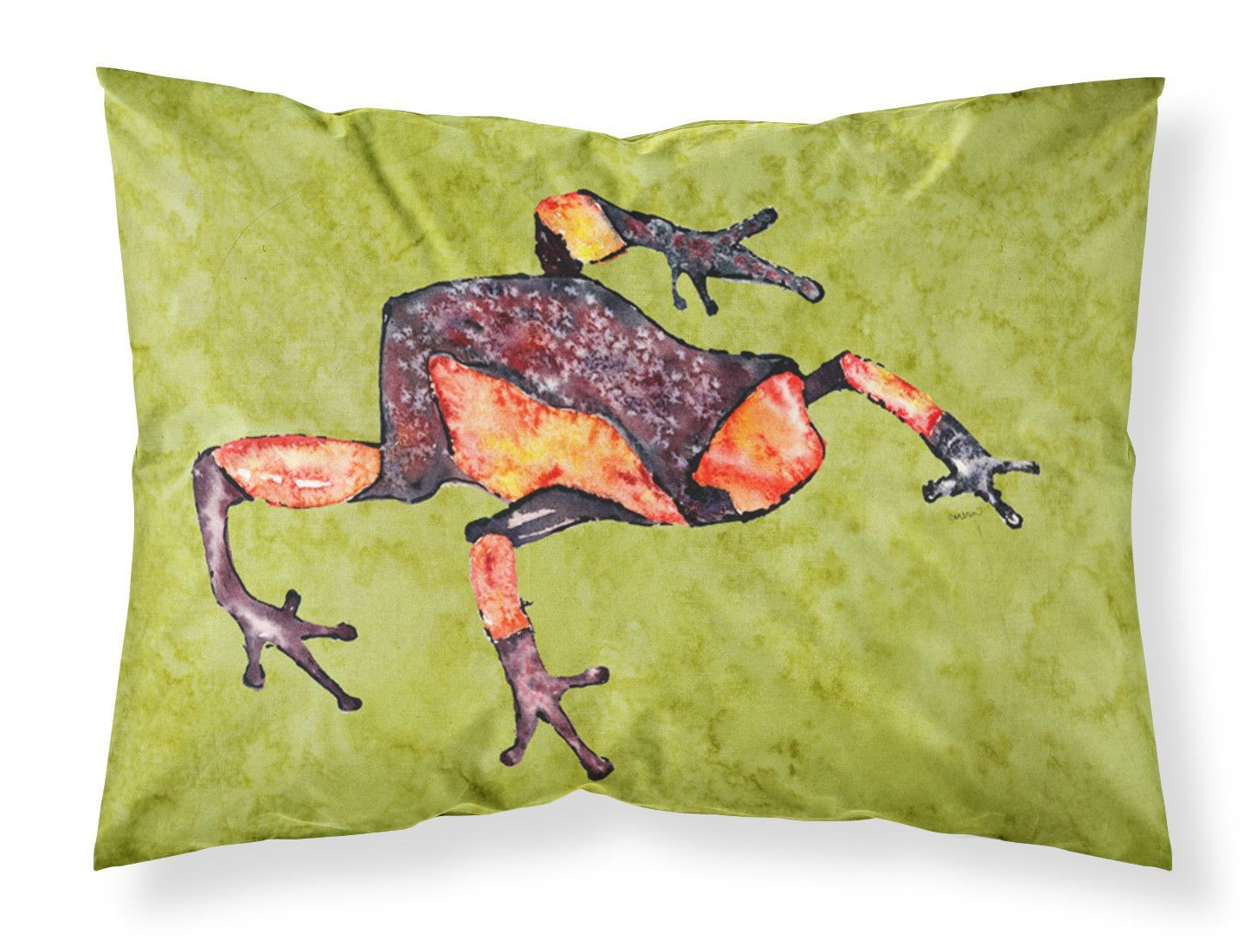 Frog Moisture wicking Fabric standard pillowcase | Products