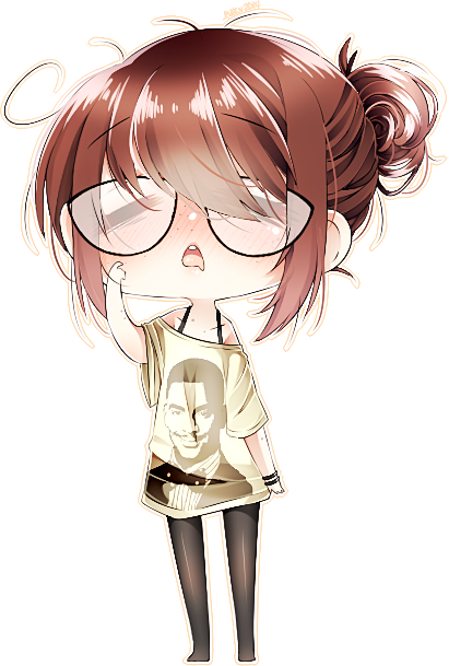 Anime Girl Tired : anime, tired, Tired, Manga, Drawing,, Drawings,, Anime, Expressions