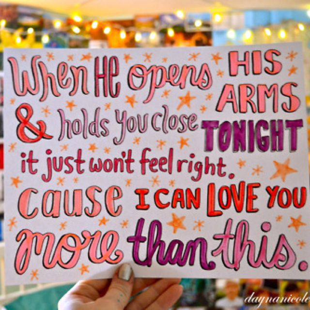 One Direction - More Than This Song Lyrics <3 | Celebs | One