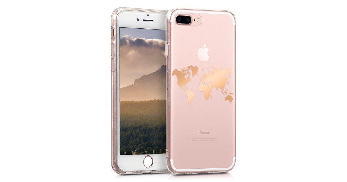 Handyhülle, Hülle für Apple iPhone 7 Plus 8 Plus TPU