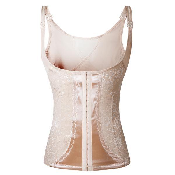 3e5b5e51db222 Plus Size Body Shaper For Women Slimming sheath belly Tummy Control Slim  Shaper Belt Shapewear Waist