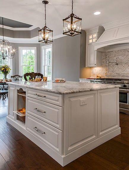 Kitchen Built By Gunter Custom Homes