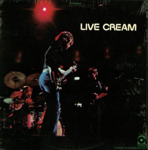 Cream Album Cover Jpgs Records Vinyl