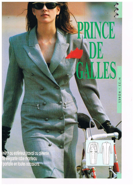 Patron robe manteau