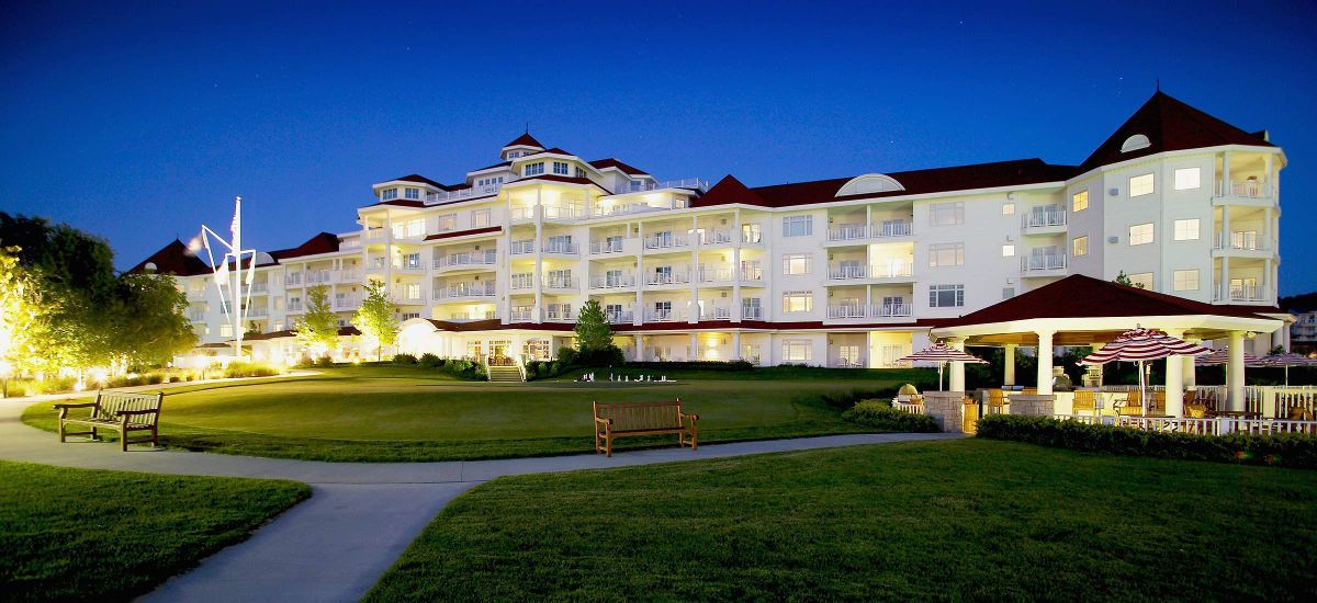 Bay Harbor Marriott Inn At A Petoskey Michigan Area Hotel And Spa