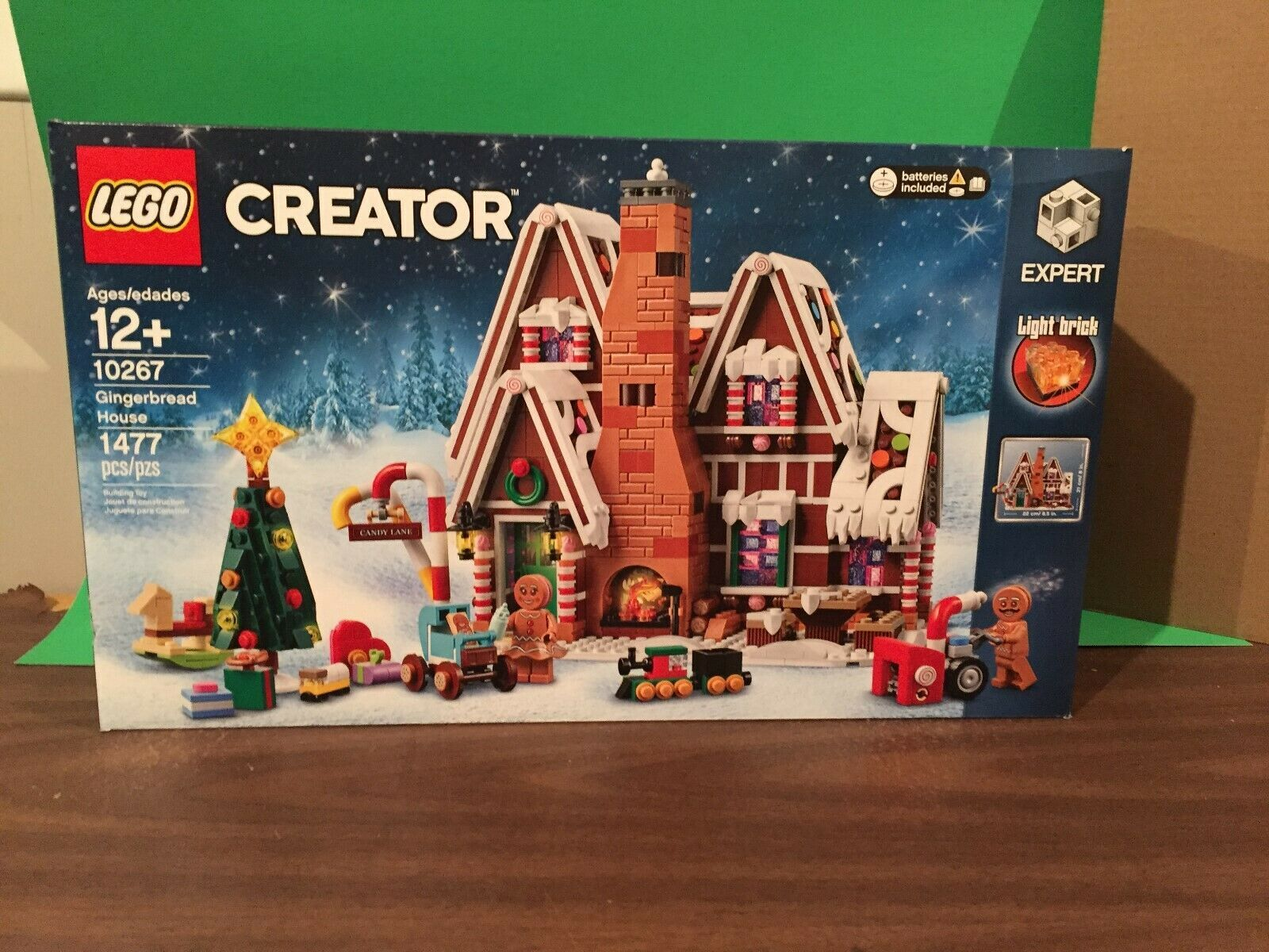 LEGO Creator Gingerbread House (10267) New Ready To Ship