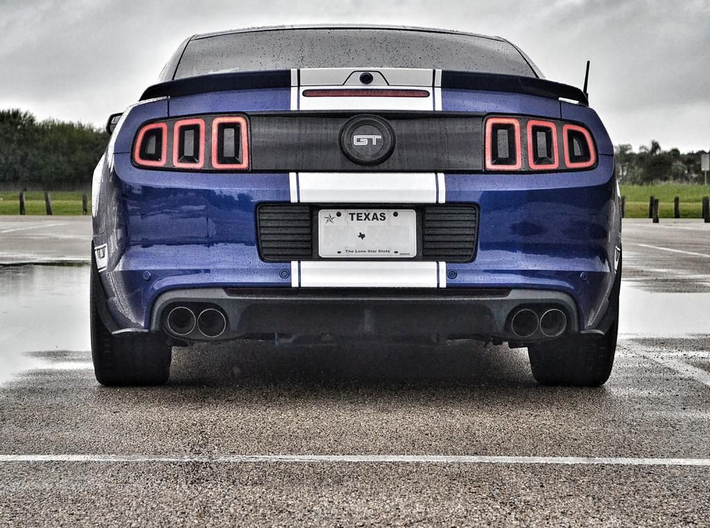 Ford Performance Mustang Shelby Gt500 Rear Valance Exhaust Kit M 5230 Msvtcd 13 14 All Mustang Shelby Shelby Gt500 Mustang
