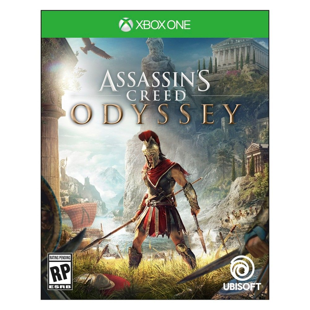 Assassin S Creed Odyssey Xbox One Assassins Creed Odyssey Assassins Creed Assassins Creed Game