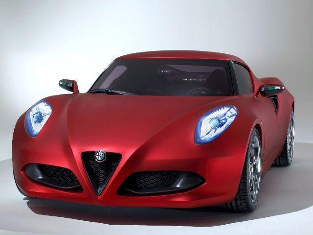 2019 Alfa Romeo Spider 4c Redesign And Release Date