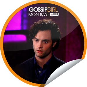 Gossip Girl: Salon of the Dead...It's official: Dan + Blair= DAIR. Watch this relationship blossom and check-in with GetGlue.com for GG stickers!