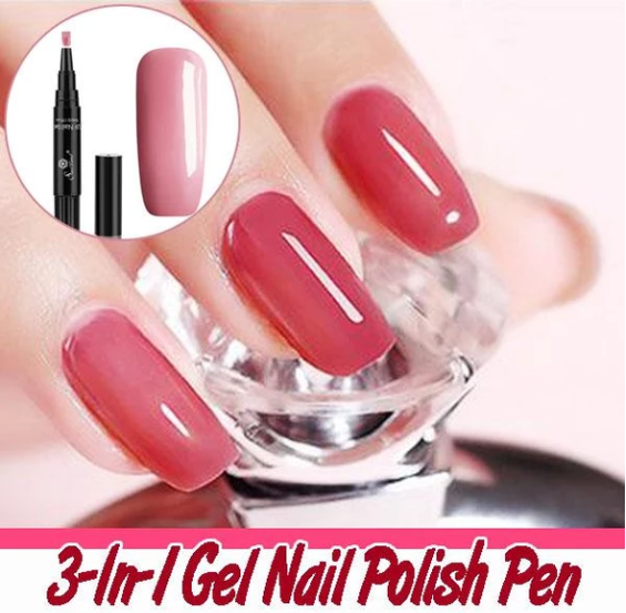 Photo of 3-In-1 Gel Nail Polish Pen