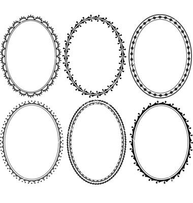 http://www.vectorstock.com/i/composite/40,90/ornate-oval ...