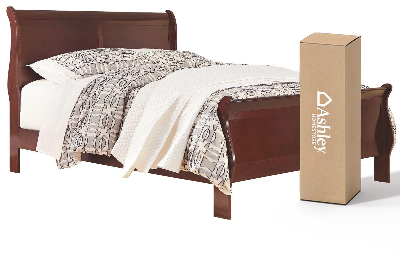 Alisdair Queen Sleigh Bed With 8 Quot Innerspring Mattress