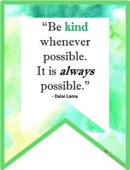 Kindness Respect Quote Banner Respect Quotes Quote Banner Kindness Quotes