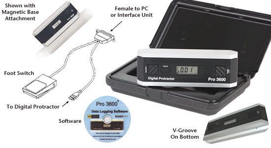 Community Post Pro3600 Digital Level Review And Instructions Of Use Protractor Digital Borescopes