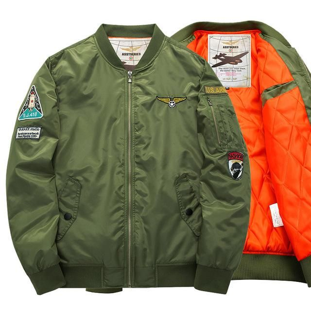 067c0403a Padded Bomber Jacket With Patches | KUB Тактика in 2019 | Bomber ...