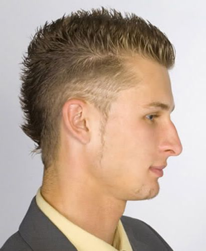 Mens Haircut Fade Mohawk Styles And Tips For Buzz Haircuts Cool