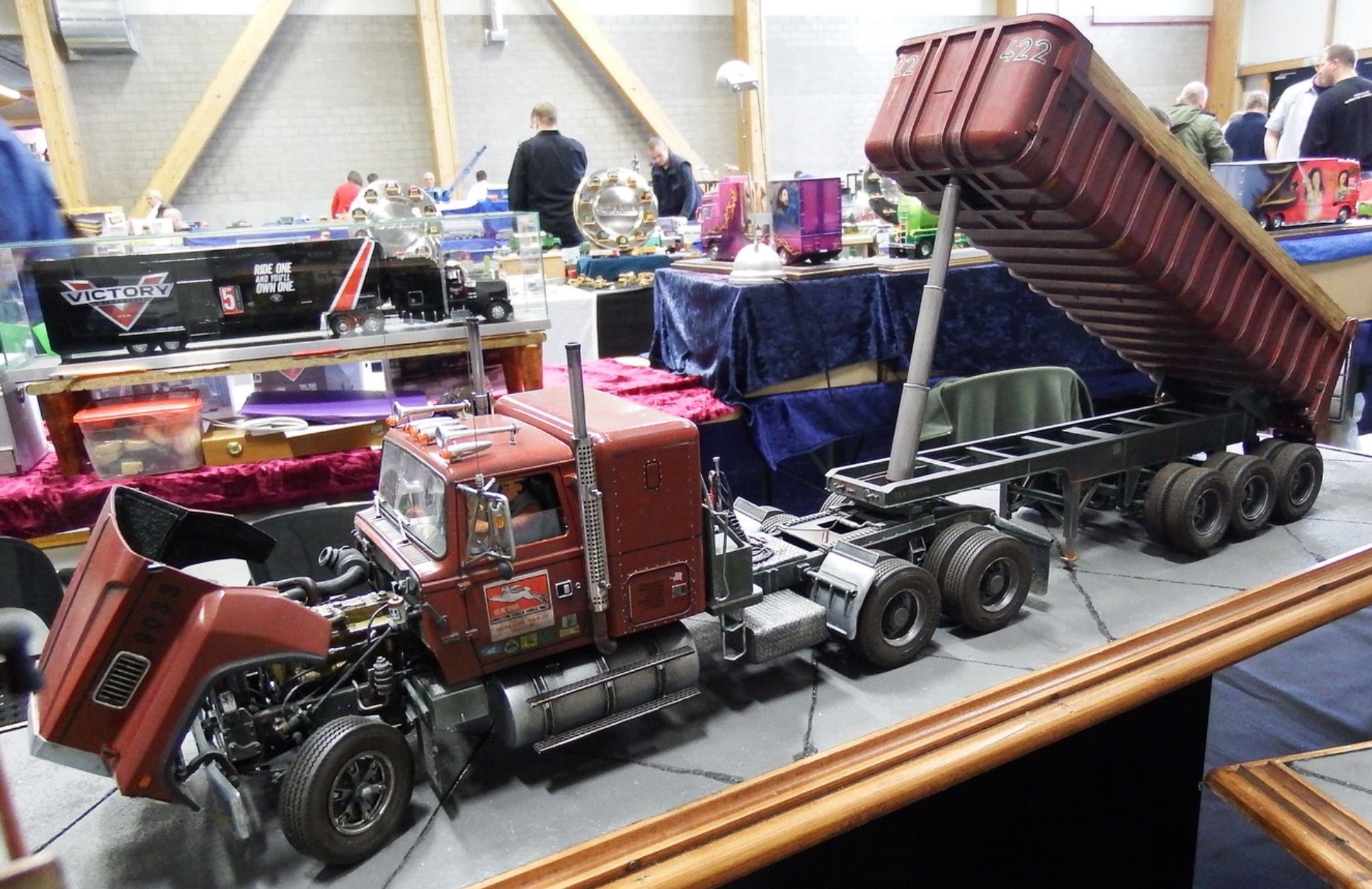 Pin by Kyle Beaton on Model trucks Model truck kits