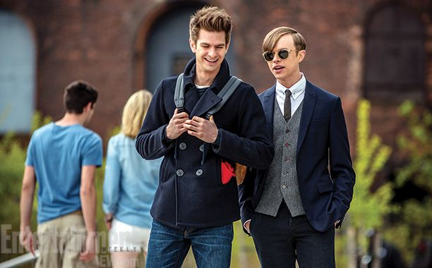 The Amazing Spiderman 2 // Peter and Harry.