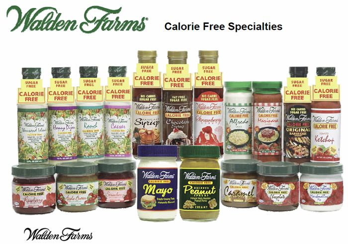 Walden Farm Products At Whole Foods