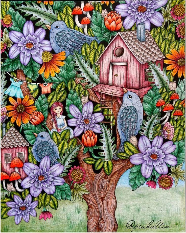 Vivi Soker En Van In The Woods By Maria Trolle