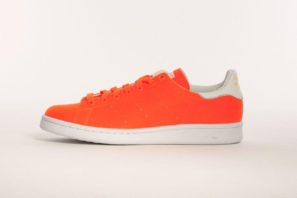 adidas stan smith naranjas