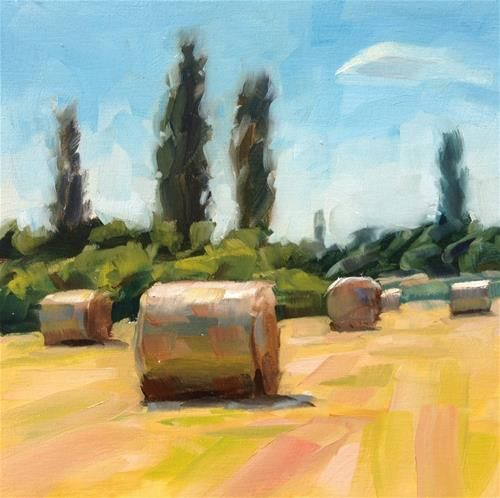 "Daily Paintworks - ""Agglomerations"" - Original Fine Art for Sale - © Thomas Ruckstuhl"