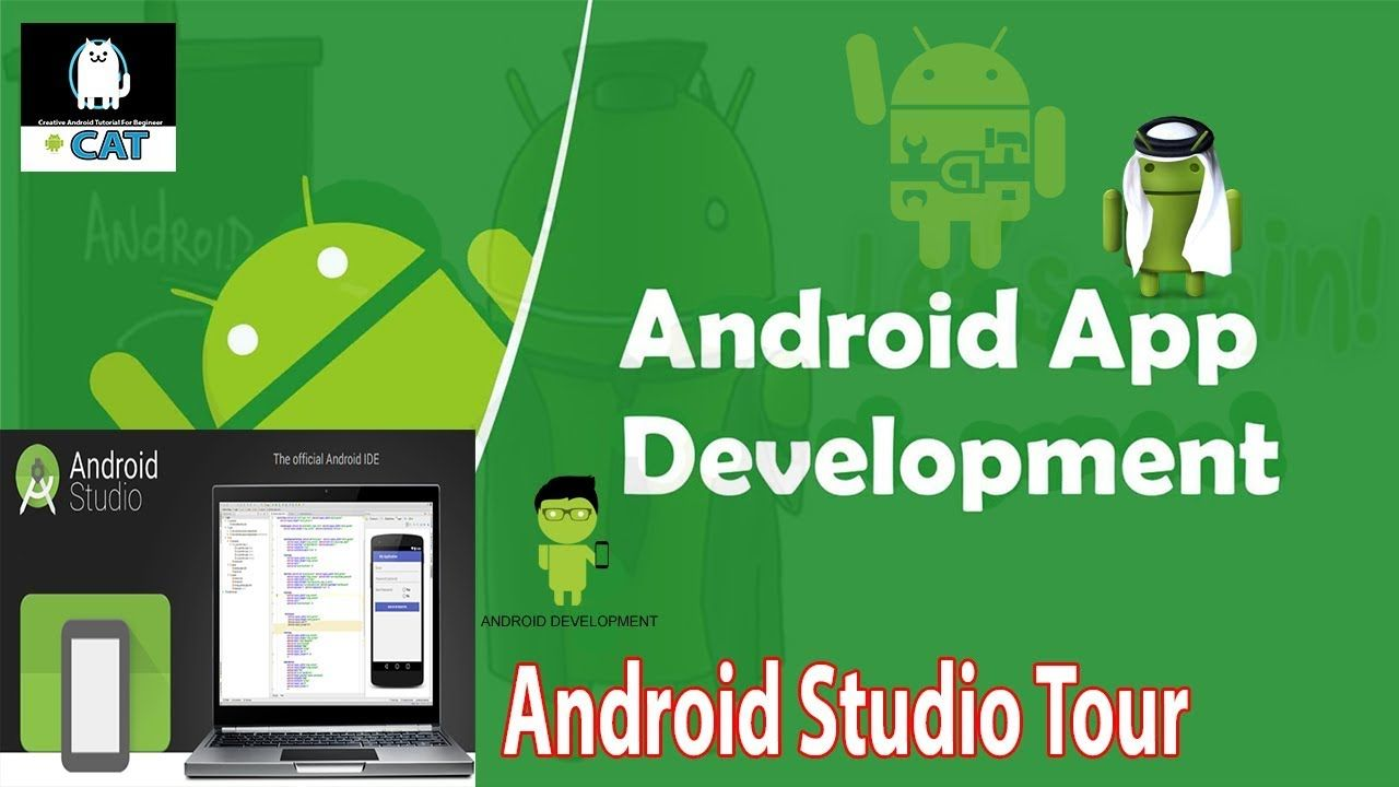 900464 005 Android Studio Tour || android development tutorial for b