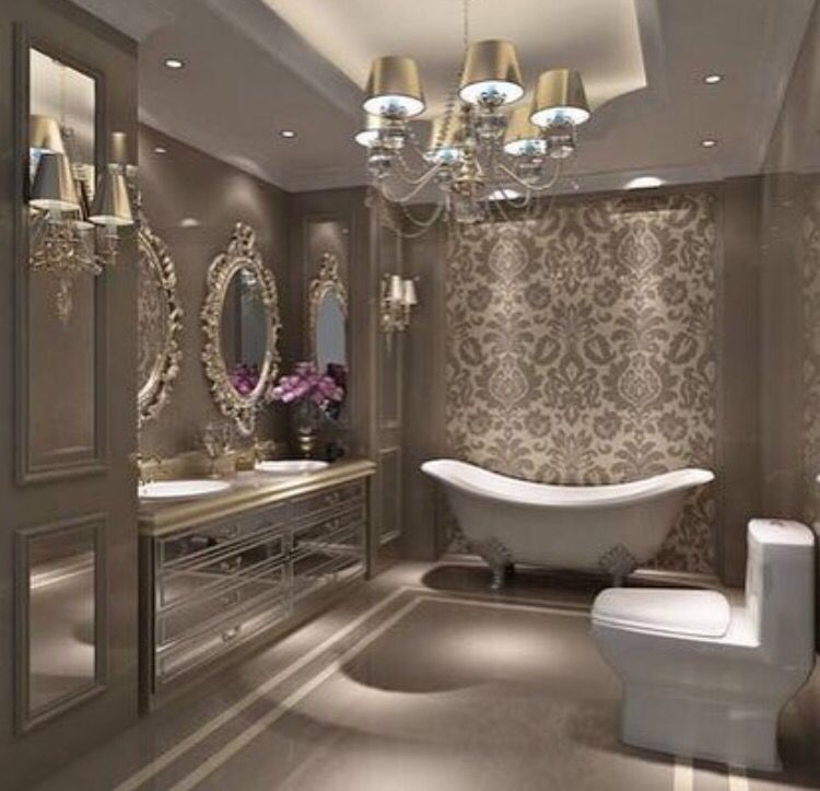Dream Bathroom So Luxurious Luxury Bathroom Beautiful Bathrooms