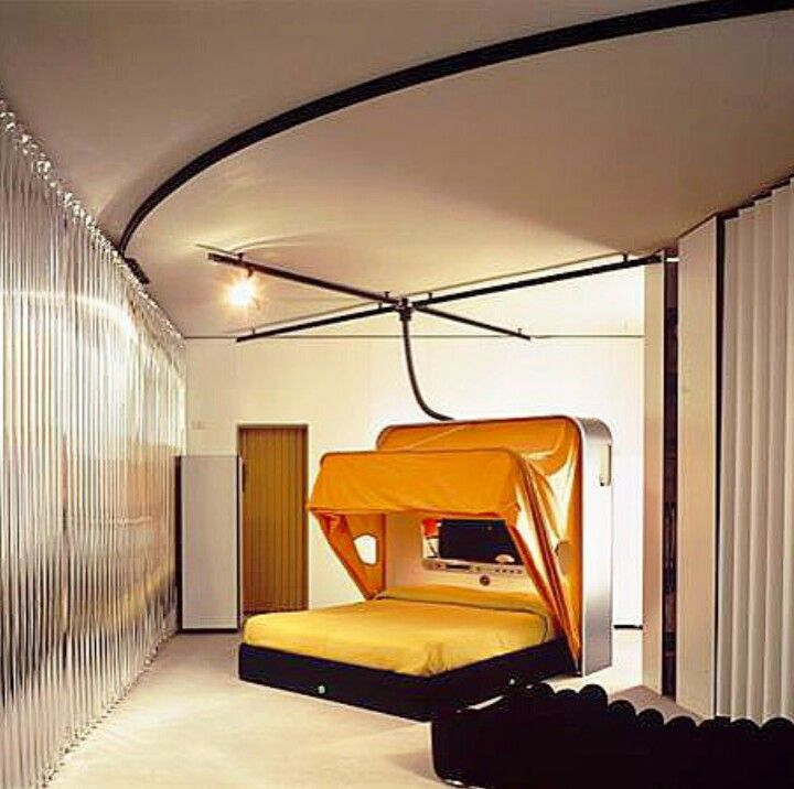 Joe Colombo Living Spaces Furniture Italian Furniture Design