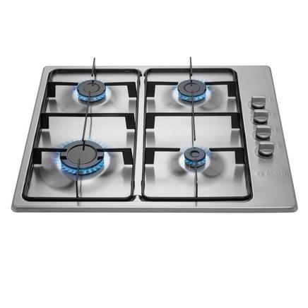 Bosch Standard Gas Hob | Gas Hobs | Kitchen Appliances | Howdens ...