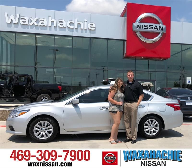 Happy Anniversary to Lexy on your Nissan Altima from