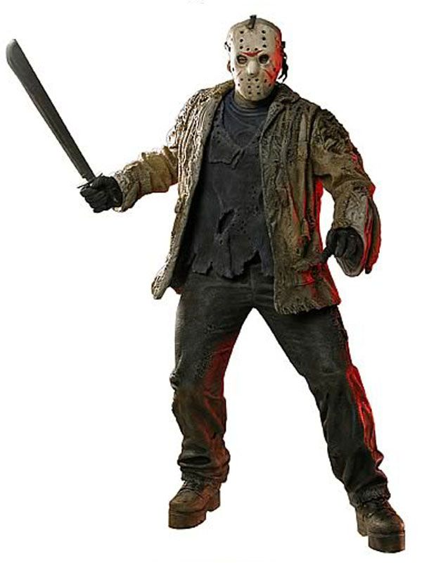Quatang Gallery- Horror Movie Action Figures Toys Collectables Jason Halloween Costume Jason Voorhees Jason Voorhees Costume
