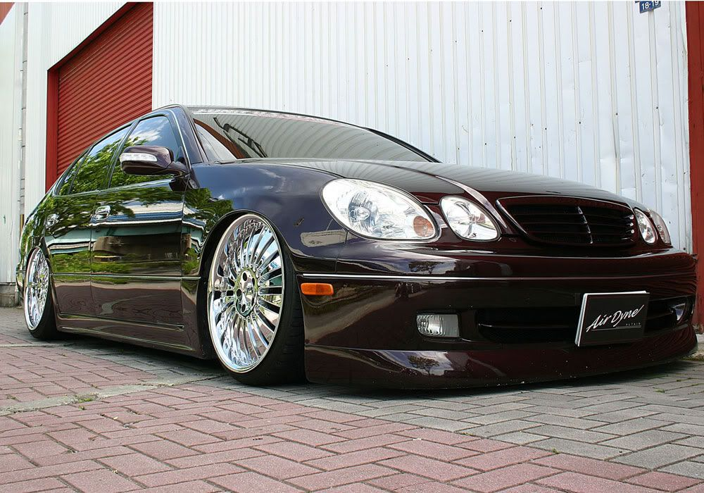 Slammed Lexus GS400 | Lexus 1998-2000 GS300/GS400/GS430 Aristo LED Taillight - (662x484 ...